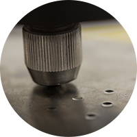 Small image of Brinell test hardness testing tools.